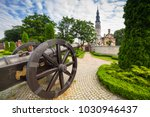 the jasna gora monastery in... | Shutterstock . vector #1030946437