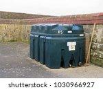 Plastic Fuel Oil Storage Tank...
