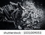 close up of ayurvedic herb... | Shutterstock . vector #1031009053
