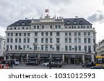 copenhagen  denmark   june 22 ... | Shutterstock . vector #1031012593