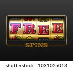 Free Spins Bouns  Slot Machine...