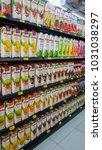 koh lipe  thailand   january 16 ... | Shutterstock . vector #1031038297