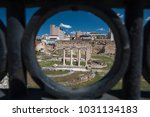 beautiful view of plaka athens   Shutterstock . vector #1031134183