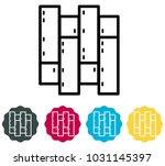 flooring material   home... | Shutterstock .eps vector #1031145397