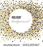 holiday greeting vector... | Shutterstock .eps vector #1031205367