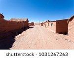 cerrillos village view bolivia... | Shutterstock . vector #1031267263