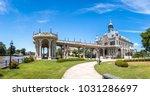 art museum of tigre   tigre ... | Shutterstock . vector #1031286697