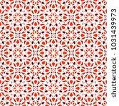 vector abstract seamless... | Shutterstock .eps vector #1031439973