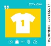men's sport t shirt icon   the... | Shutterstock .eps vector #1031532757