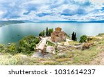 panorama of saint john   kaneo  ... | Shutterstock . vector #1031614237