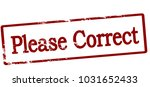 rubber stamp with text please... | Shutterstock .eps vector #1031652433