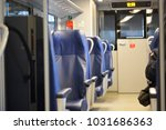 the train is leaving | Shutterstock . vector #1031686363