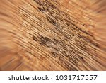 very close shot of wooden... | Shutterstock . vector #1031717557