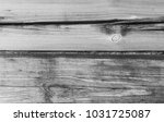 gray wooden board panel... | Shutterstock . vector #1031725087