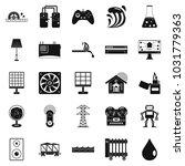 petroleum icons set. simple set ...   Shutterstock . vector #1031779363