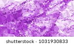 low polygonal mosaic layout for ...   Shutterstock .eps vector #1031930833