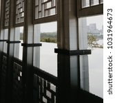 interesting mosque architecture | Shutterstock . vector #1031964673