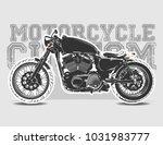 a vector illustration for logo... | Shutterstock .eps vector #1031983777