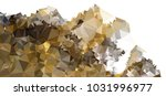 low polygonal mosaic layout for ...   Shutterstock .eps vector #1031996977