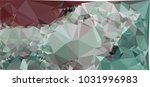 low polygonal mosaic layout for ...   Shutterstock .eps vector #1031996983