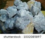 quartz is a mineral. quartz...   Shutterstock . vector #1032085897