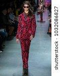 new york  ny   february 12 ...   Shutterstock . vector #1032086827