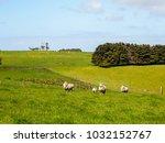 nice view of great ocean road ... | Shutterstock . vector #1032152767