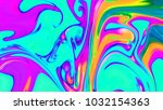 photo abstract image. formed by ... | Shutterstock . vector #1032154363