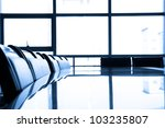 meeting room  reflection table | Shutterstock . vector #103235807