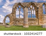 Whitby Abbey Is A 7th Century...