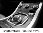 interior design new auto gear... | Shutterstock . vector #1032514993
