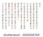 492 icons of a vector social... | Shutterstock . vector #1032636763