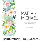 vertical seamless line garland... | Shutterstock .eps vector #1032685093