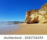 Small photo of Praia da Rocha in Portimao Portugal