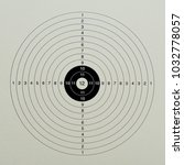 Small photo of target or aim for shooting sports