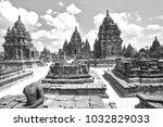 Small photo of Candi Sewu temple compound,Java Island,Indonesia