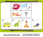practice questions worksheet... | Shutterstock .eps vector #1032847603