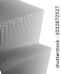 white black color. linear... | Shutterstock .eps vector #1032872527