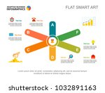 six financial points slide... | Shutterstock .eps vector #1032891163