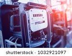 electrical equipment.... | Shutterstock . vector #1032921097