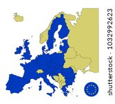 vector illustration of european ...   Shutterstock .eps vector #1032992623