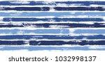 tartan watercolor brush stripes ... | Shutterstock .eps vector #1032998137