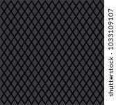 isometric grid seamless pattern.... | Shutterstock .eps vector #1033109107
