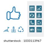 pack icon set and credit card...