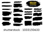 vector large set different... | Shutterstock .eps vector #1033150633