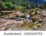 crete  greece  may 26  2016 ... | Shutterstock . vector #1033165753
