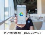 chiang mai  thailand   feb 22...   Shutterstock . vector #1033229437