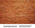 Old Brick Wall Texture...