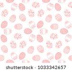vector seamless simple pattern...   Shutterstock .eps vector #1033342657
