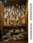 curing  food preservation  | Shutterstock . vector #1033353223